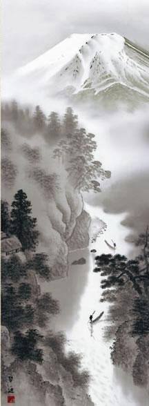 b3-005 富峰山水 戸塚翠漣 拡大