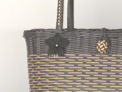 エコクラフト 黒のバッグ3